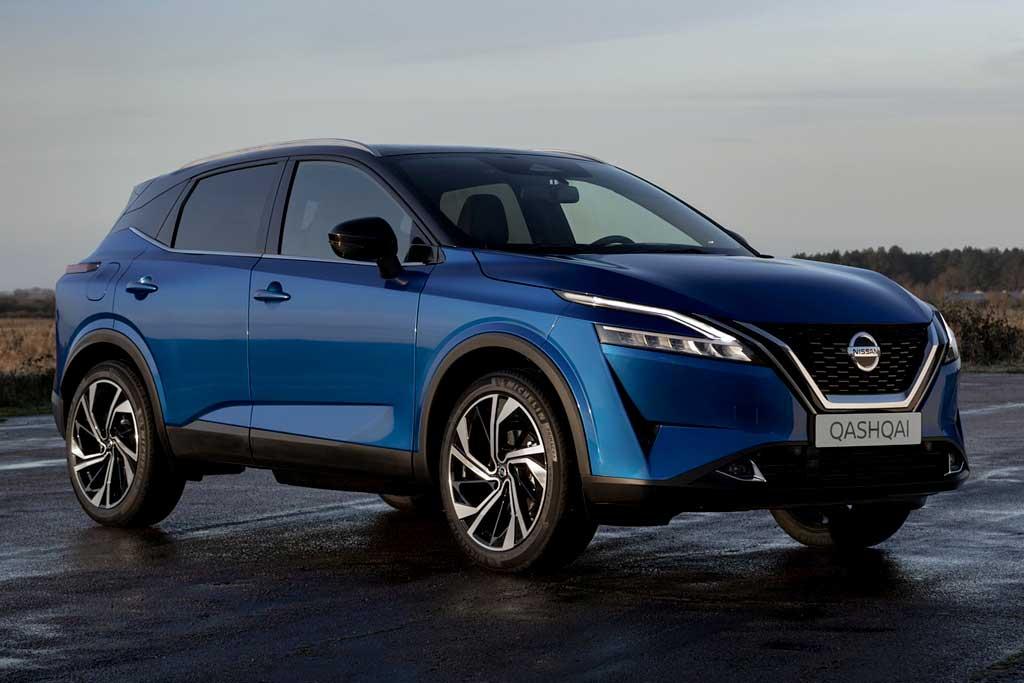 Встречайте новый Nissan Qashqai 2022: кроссовер третьего поколения