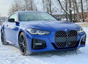 Отзыв о BMW 4-серии (G22)