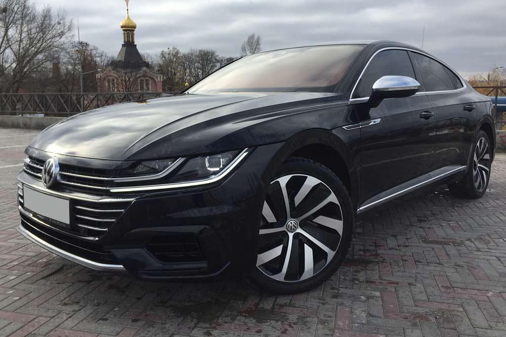 Отзыв о VW Arteon