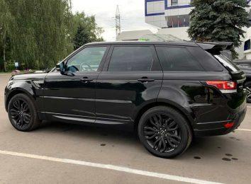Отзыв о Range Rover Sport