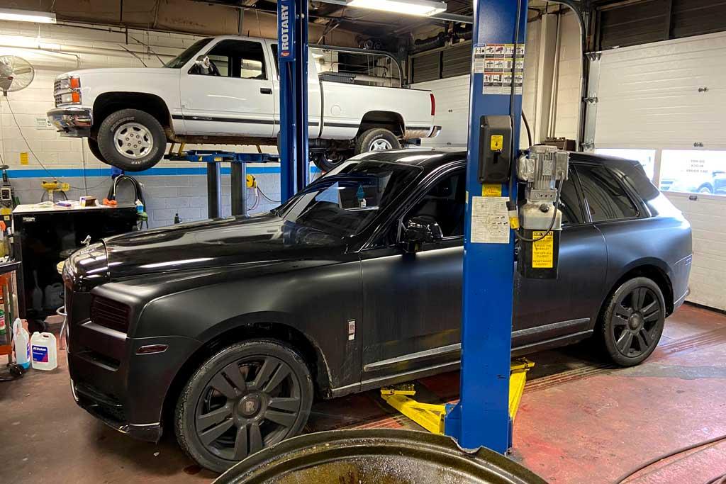Работник мастерской Chevrolet рассказал о необычном клиенте
