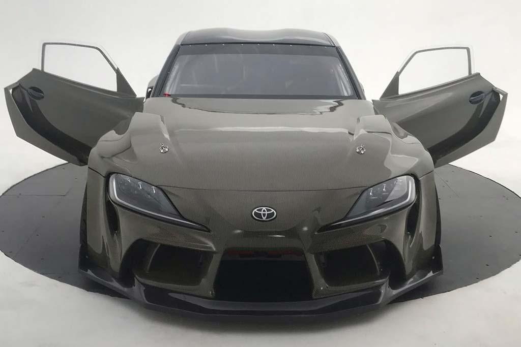 Toyota Supra от HGK