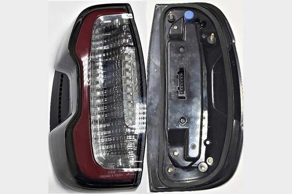 АвтоВАЗ запретил продавать фонари Niva Travel владельцам «старых» машин