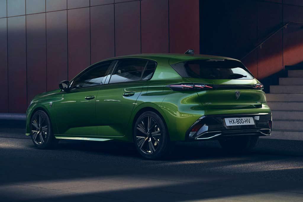 Peugeot 308 2021: представлен хэтчбек третьего поколения