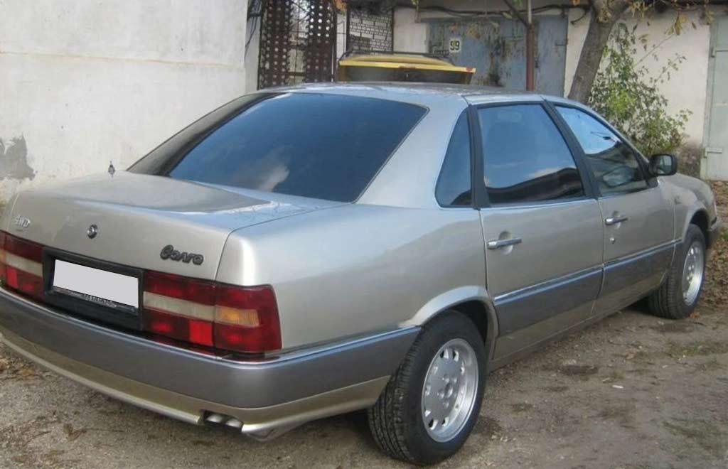 «Волга» за 2 млн: в продаже редкий ГАЗ-3105 с мотором V8 и полным приводом
