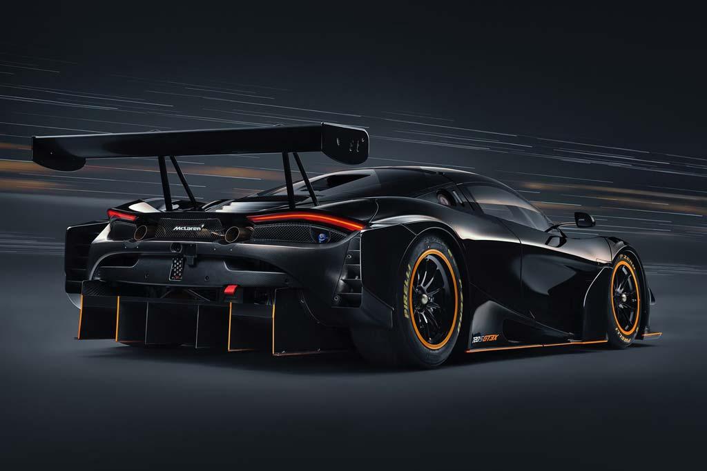 На базе гоночного McLaren 720S GT3 построили более мощную модификацию GT3X