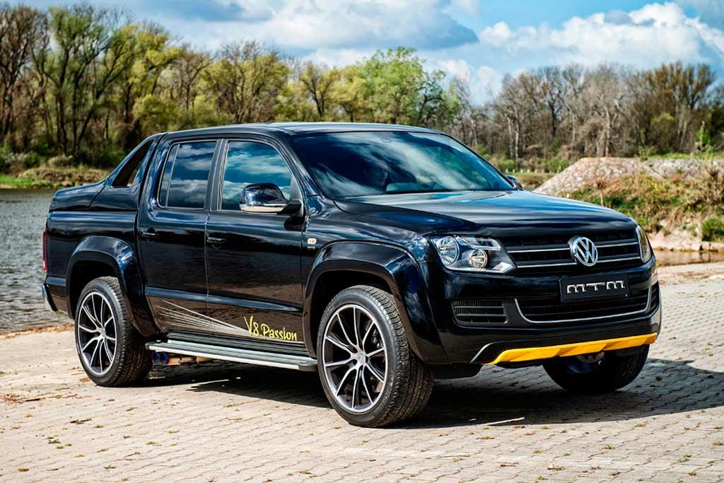 Россия осталась без Volkswagen Amarok: пикап может вернуться после смены поколения