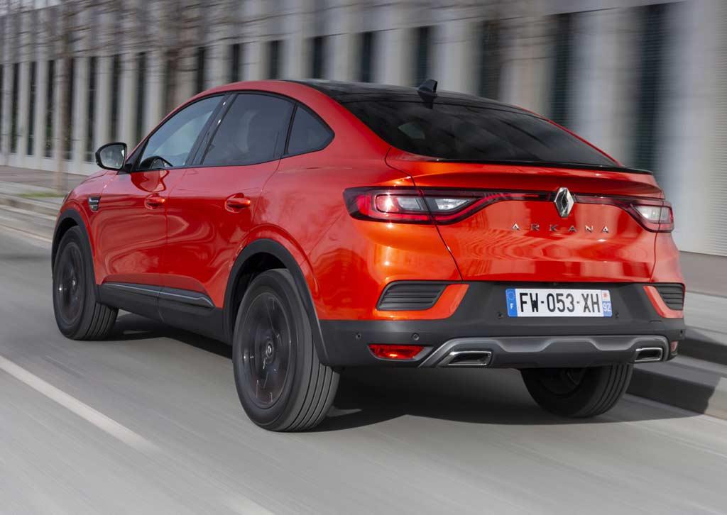 Renault Arkana за ₽3,1 млн: почему версия для Европы сильно дороже российской?