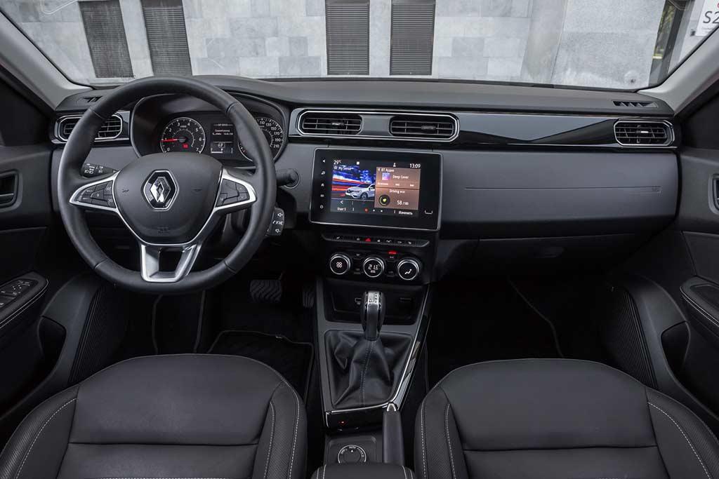 Renault Arkana: особенности эксплуатации в зимний период