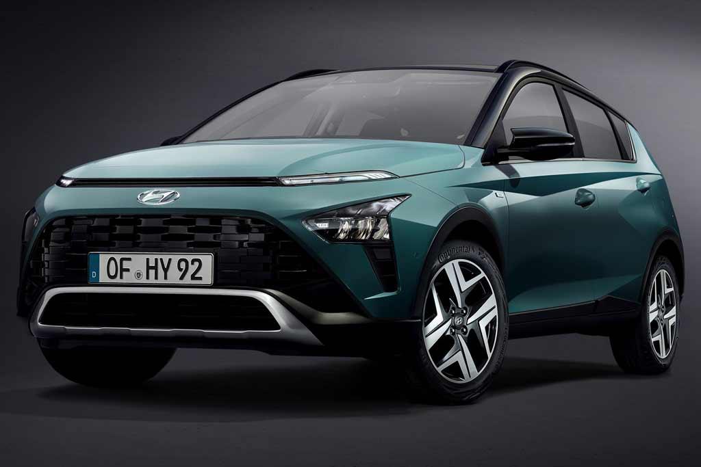 Hyundai Bayon: субкомпактный паркетник на базе i20 с оригинальным кузовом