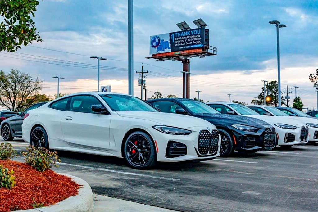 Американец ограбил банк на тестовом BMW, чтобы затем выкупить машину у дилера