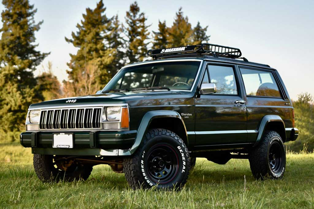 Индейцы хотят заставить Jeep отказаться от названия Cherokee