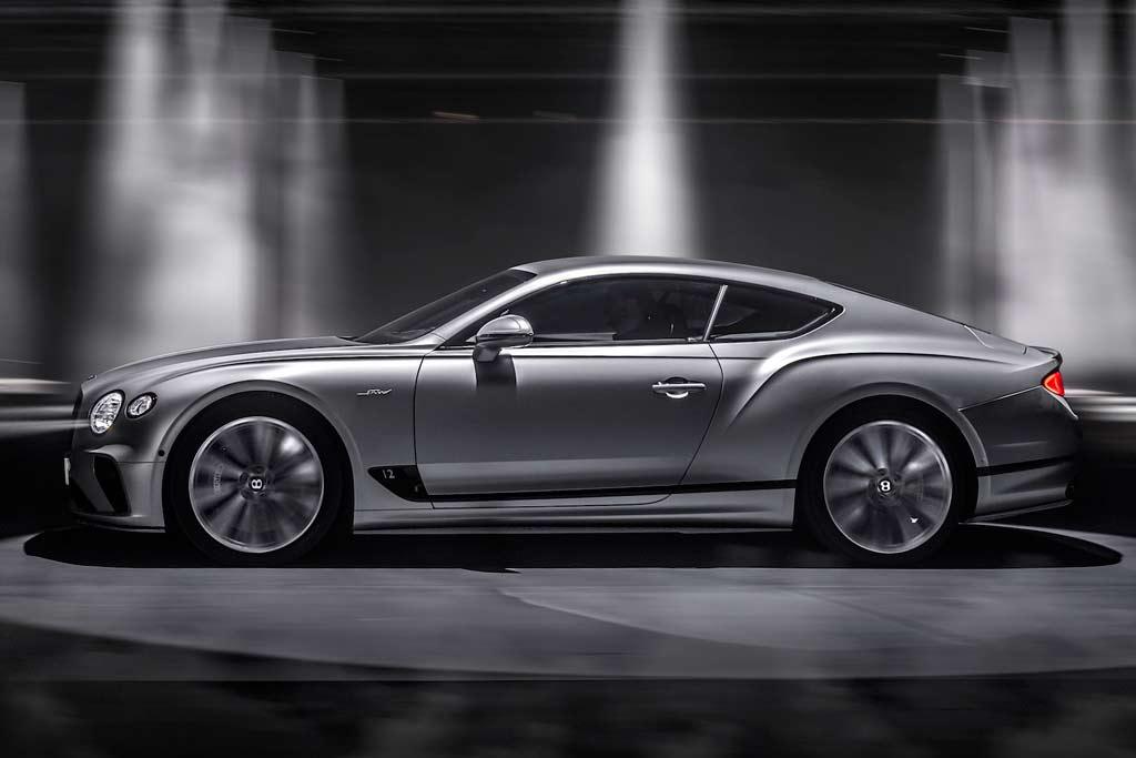 Bentley Continental GT Speed 2021: почти самый быстрый в истории