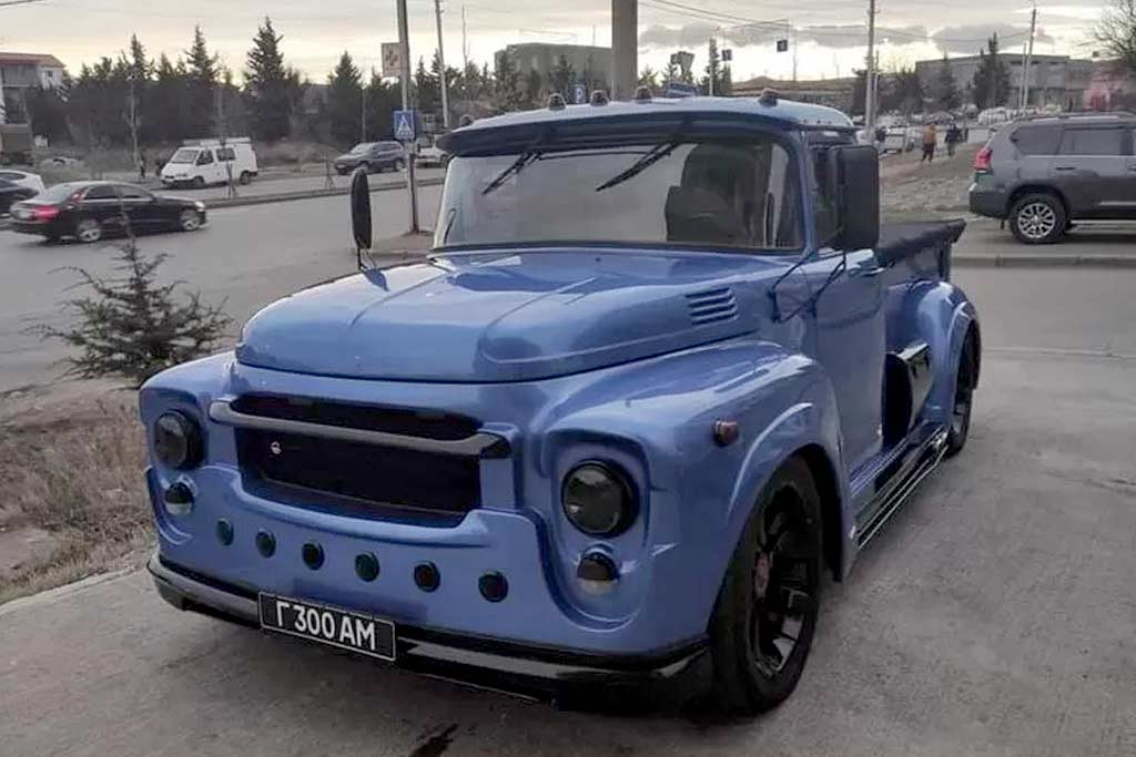 Сustom ZIL 130 Pick Up