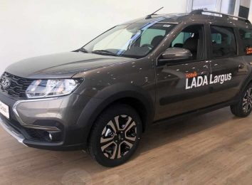 Lada Largus Cross FL