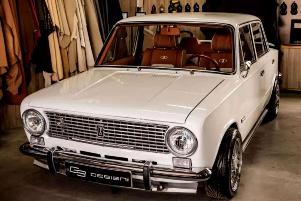 ВАЗ-2101 от GB Design