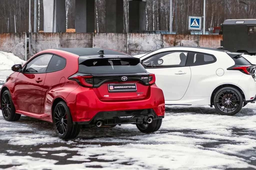 Малыш за 5 млн: в Санкт-Петербурге продают компактную Тойоту по цене TLC 200
