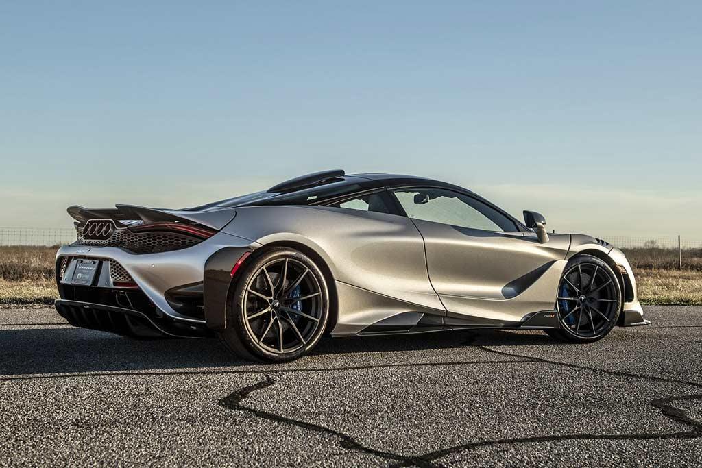 Специалисты Hennessey выжали из McLaren 765LT более 1 000 «лошадей»