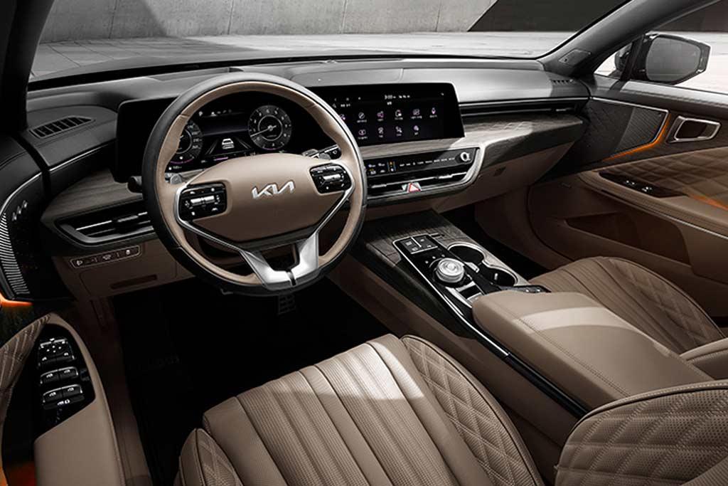 Новый бизнес-седан KIA K8 представлен официально: замена модели Cadenza