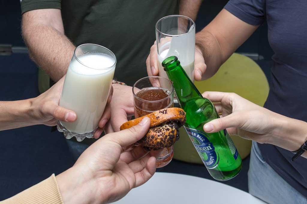 Эксперимент с ГИБДД: как квас и кефир в реальности влияют на показания алкотестеров?