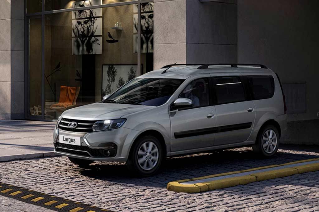 Новая Lada Largus FL стала тише: АвтоВАЗ рассказал об улучшении шумоизоляции