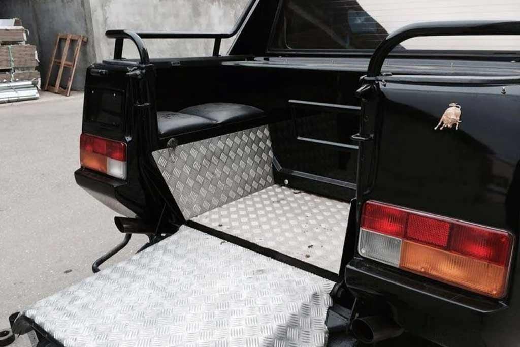 Забудьте про Урус: в продаже первый настоящий внедорожник от Lamborghini