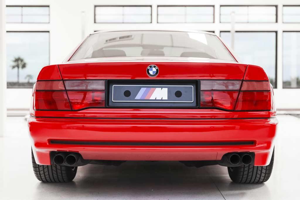 В подразделении «BMW Classic» отреставрировали уникальный BMW M8 Prototype
