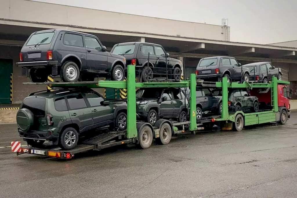 Немецкий дилер Lada нашел способ продавать Нивы в Германии: но цены кусаются