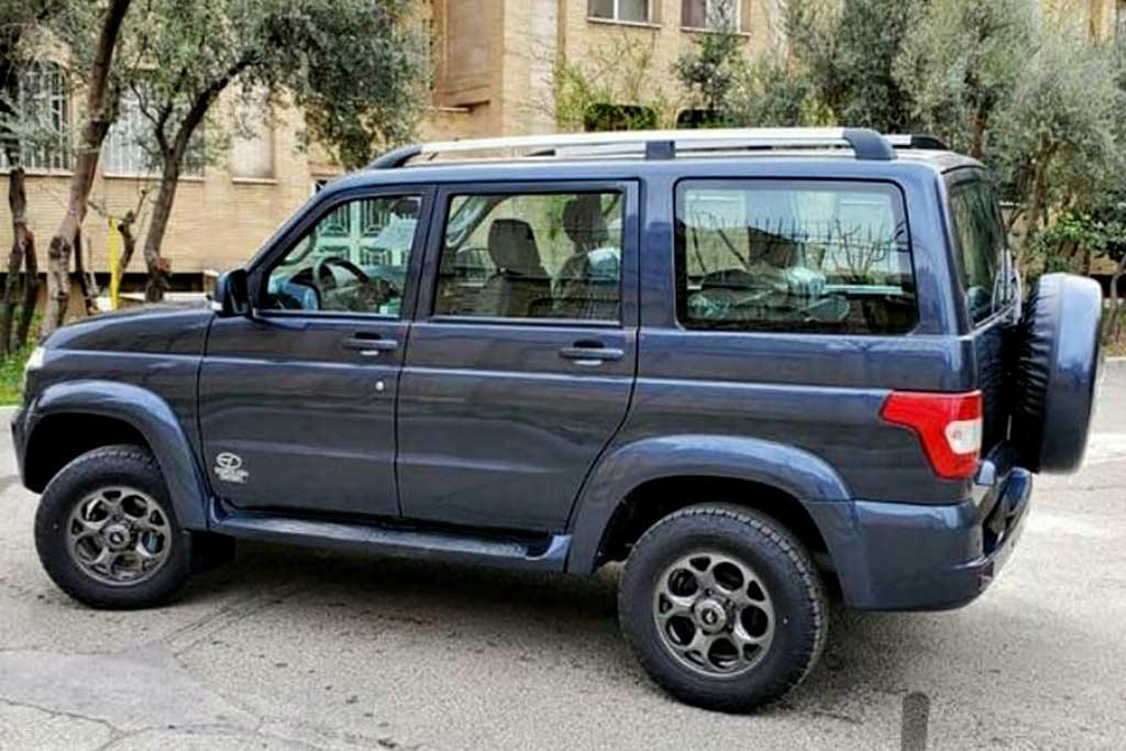 Спустя 25 лет UAZ вернулся в Иран: в стране начали продавать Патриоты