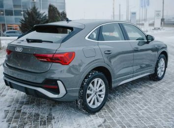 Отзыв об Audi Q3 Sportback