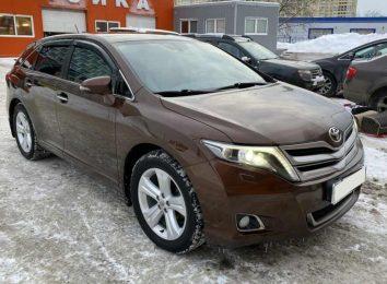 Отзыв о Toyota Venza