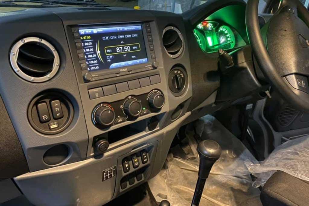 Вездеход ГАЗ Садко Next оснастили правым рулем: машины начали продавать в Австралии