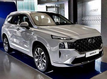 Hyundai Santa Fe Calligraphy 2021