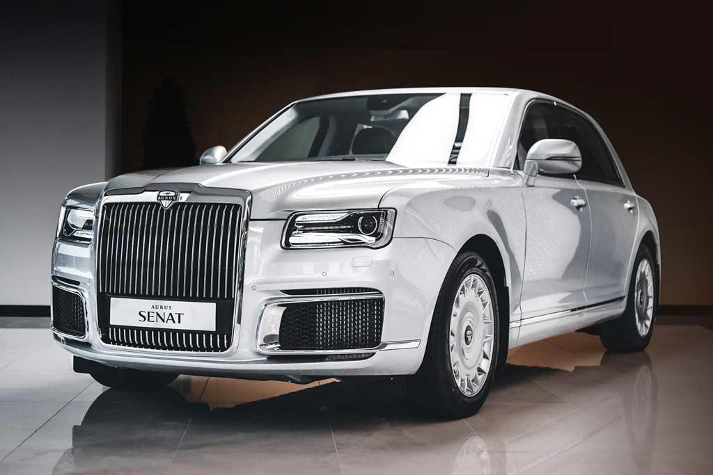 Открыт прием заказов на Aurus Senat S600: желающие готовьте 24 млн рублей