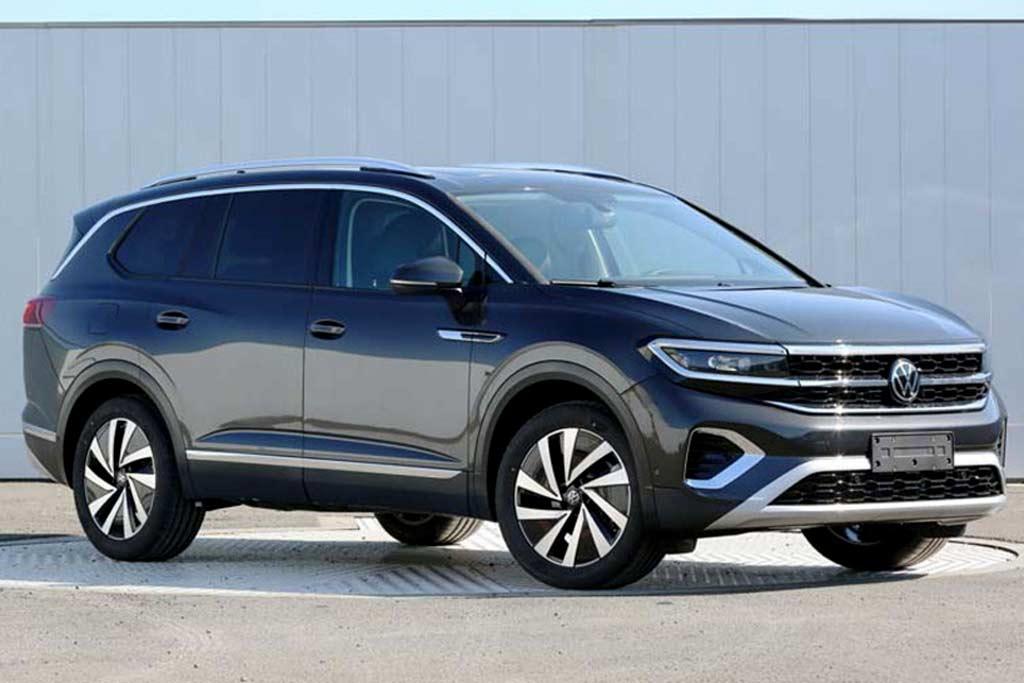 Volkswagen анонсировал огромный кроссовер Talagon: даже Teramont его меньше