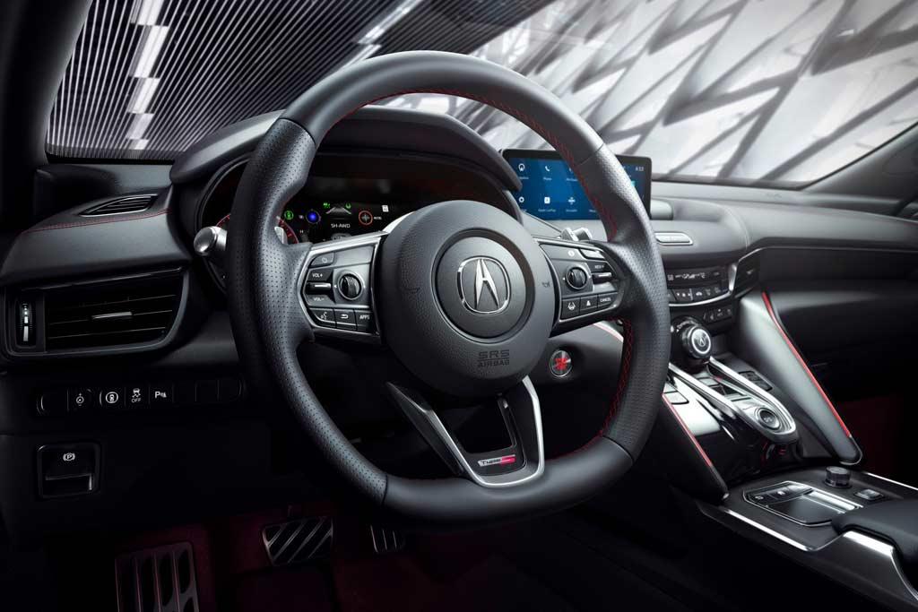 Acura TLX Type S: спортивный полноприводный седан с движком на 360 л.с.