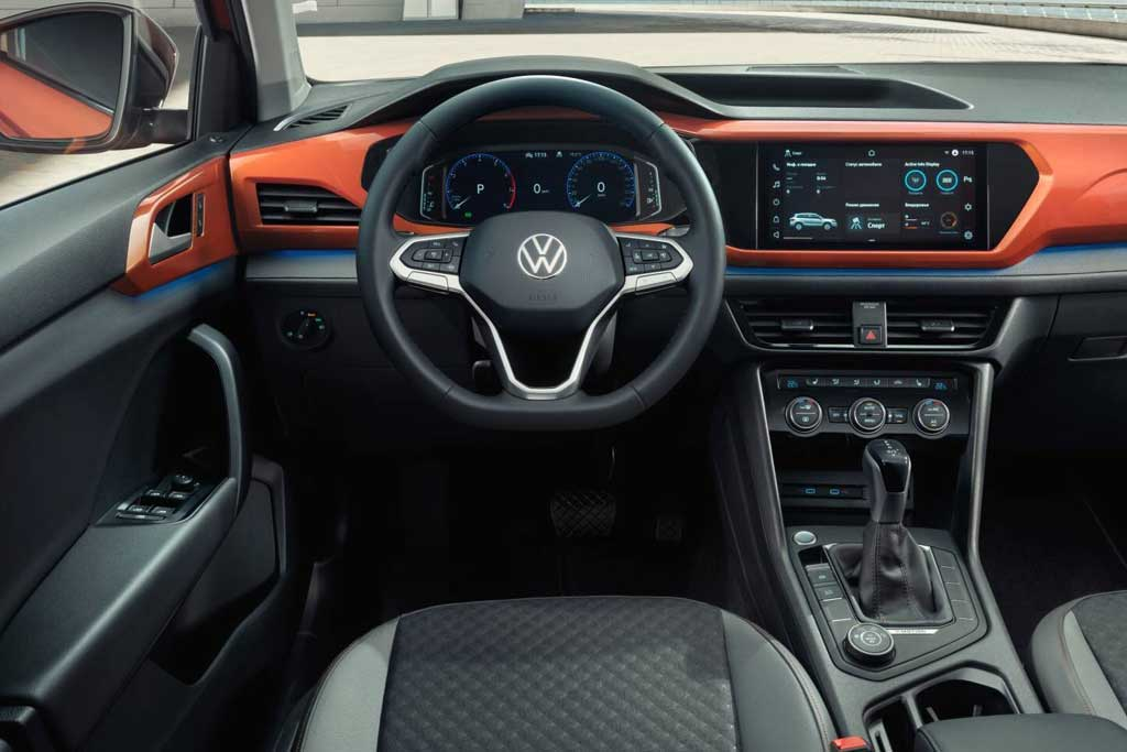Volkswagen привезет в Россию новый кроссовер компактнее Тигуана