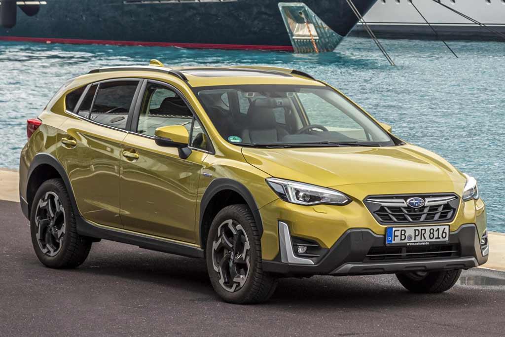 Новый Subaru XV 2021 года
