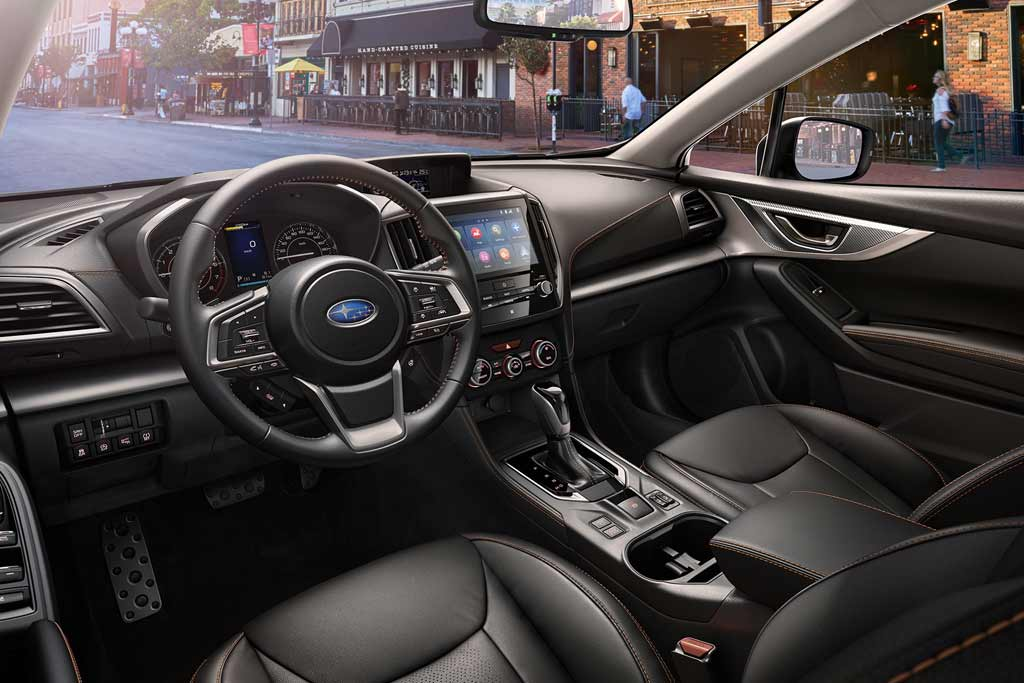 Салон Subaru XV 2021