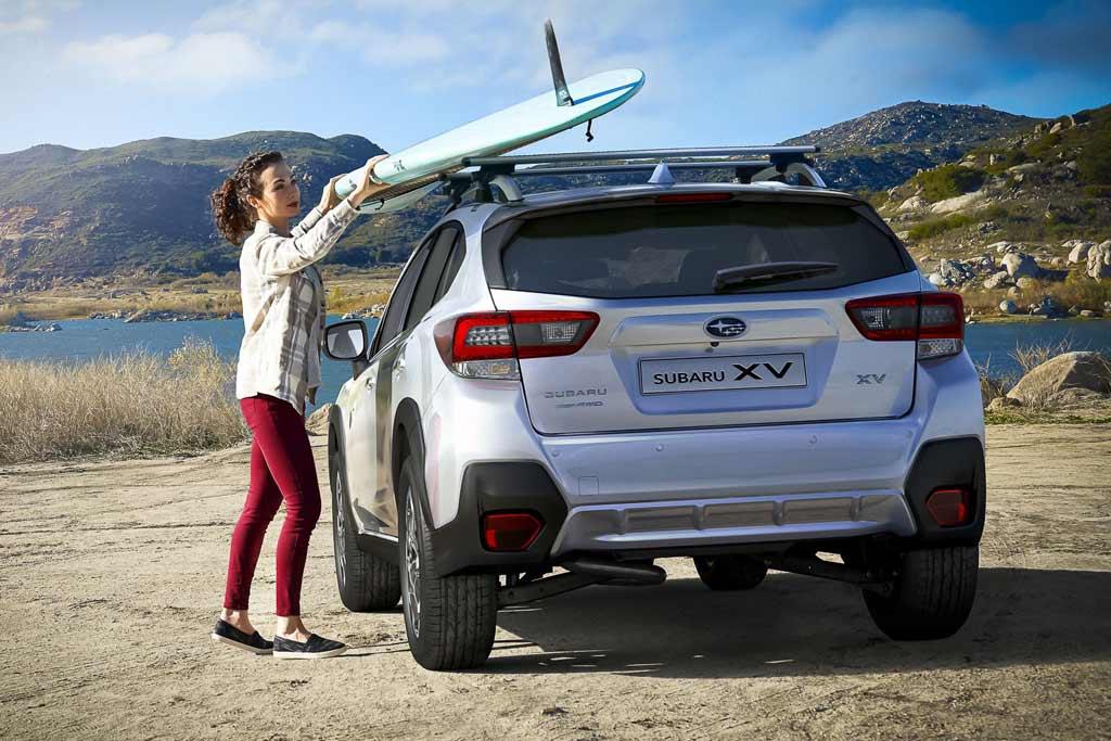 Ценник вырос на ₽380 000: до России добрался обновленный Subaru XV