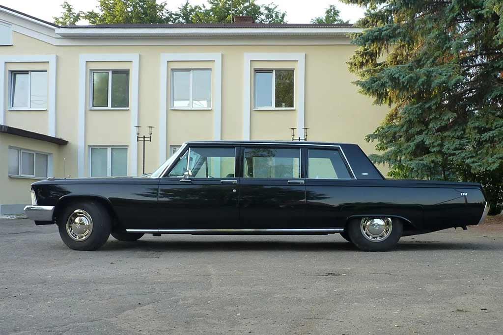 Эпохальный советский лимузин: вспоминаем историю ЗИЛ-114