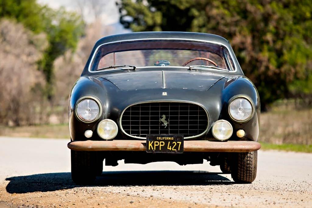 Неприметный с виду Ferrari 250 Europa GT 1955 хотят продать за ₽190 млн