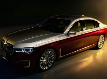 BMW 7-Series Shining Shadow Special Edition