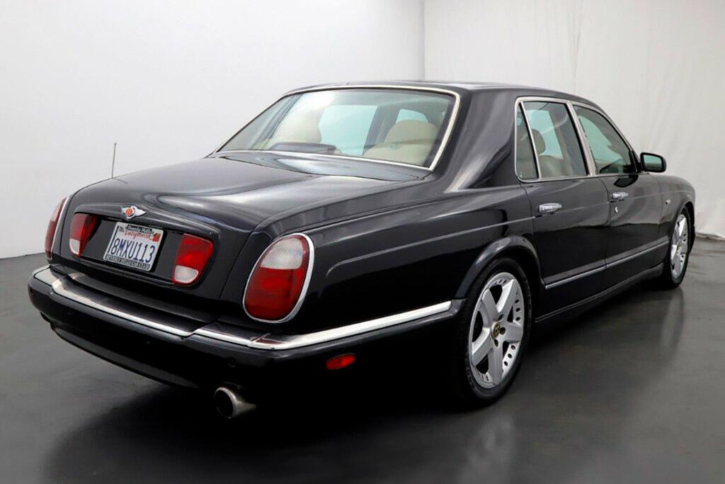 Роскошный седан Bentley Arnage 2001 года продают всего за 1,5 млн рублей
