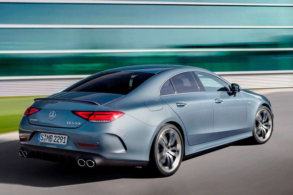 Mercedes-AMG CLS 53 2021