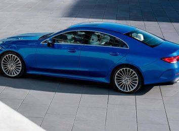 Mercedes CLS [year]