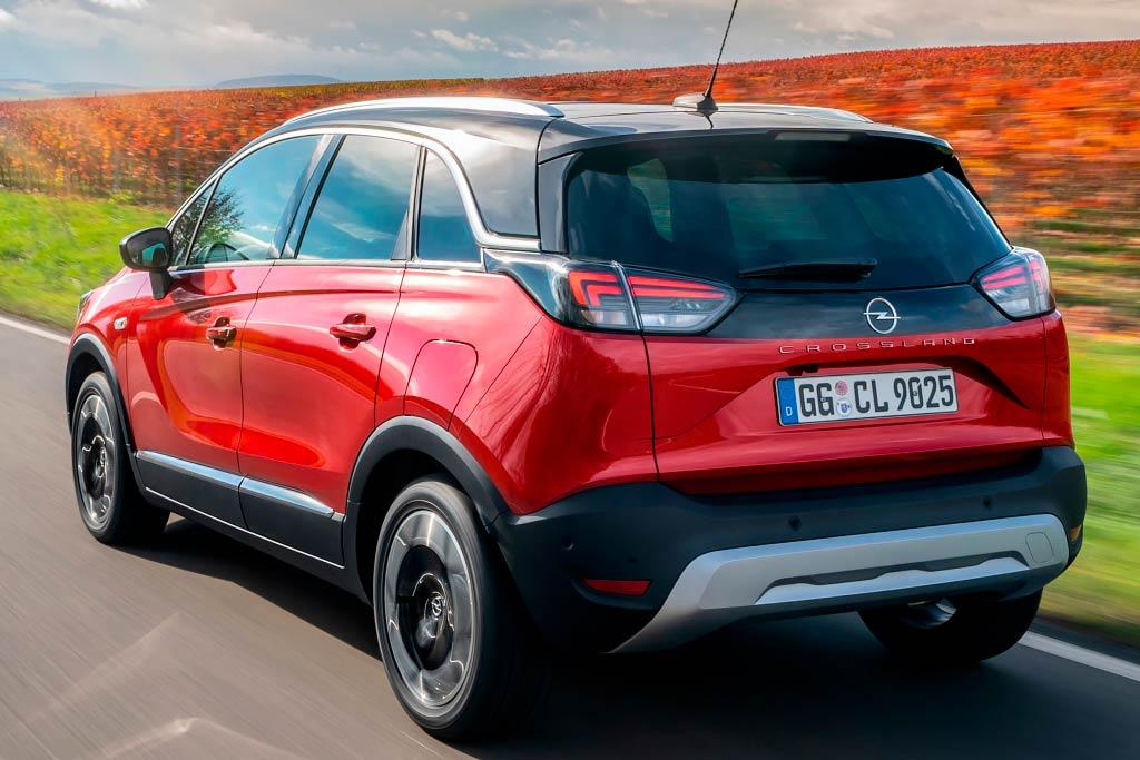 В России появился новый Opel Crossland: озвучены цены на кроссовер