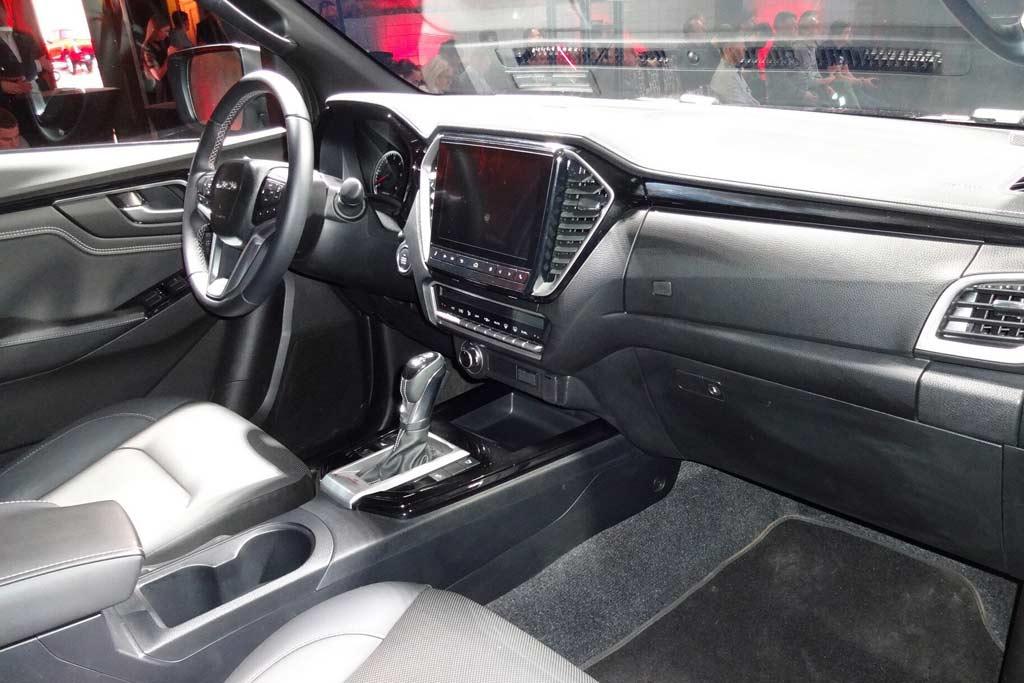До России добрался новый Isuzu D-Max: ценник прибавил сразу ₽500.000