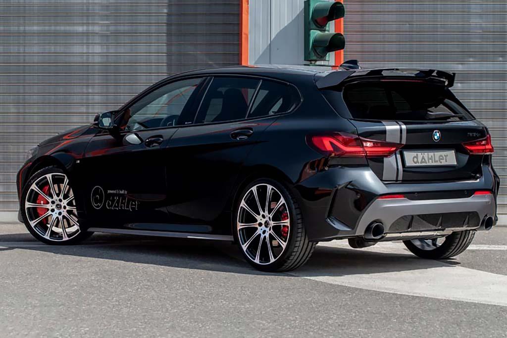 Специалисты Dahler обратили свой взор на хот-хэтч BMW 128ti