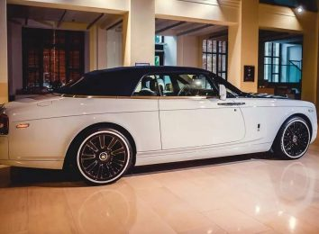 Phantom Drophead Coupe Zenith